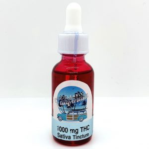 16718907 Clearly CA Sativa Tincture 300x300 - Tinctures