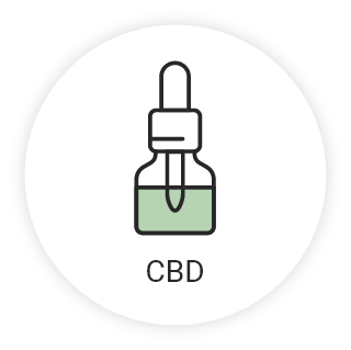 CBD icon - Home