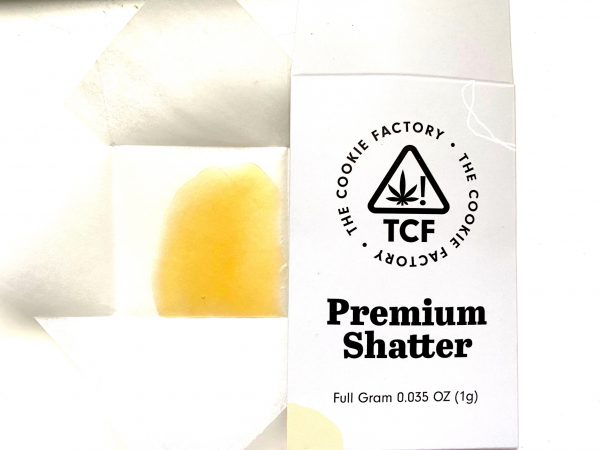 GSC Shatter - Concentrates