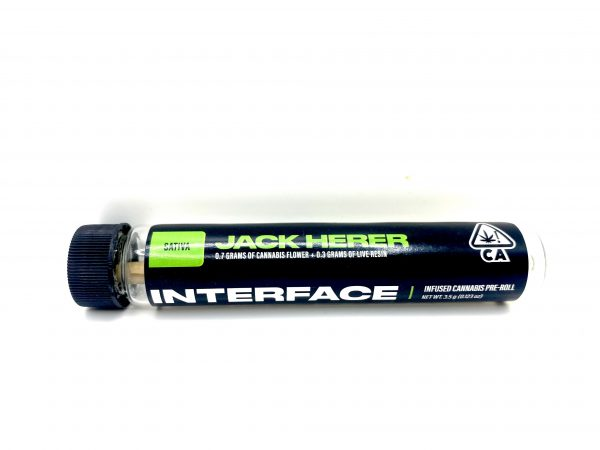 Interface Jack Herer 1 scaled - Concentrates