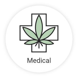 Medical icon - Edibles