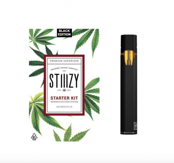 STIIIY BLACK STARTER KIT - Vape