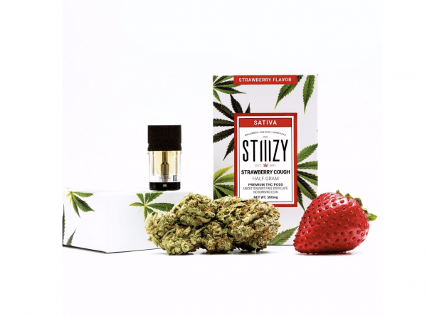 Stawberry Cough - Vape