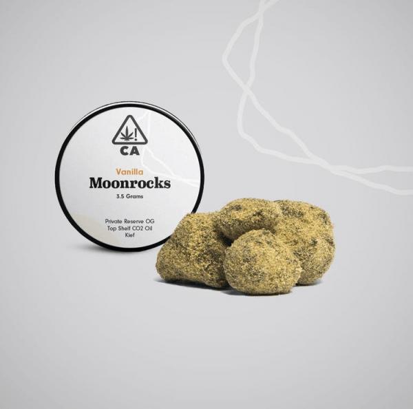 The Cookie Factory Vanilla - Moonrocks